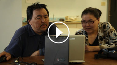 ONLINE LEARNING FOR NUNAVUT ADULTS